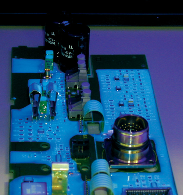 Were Able To Coat Different Types Of Circuit Boards