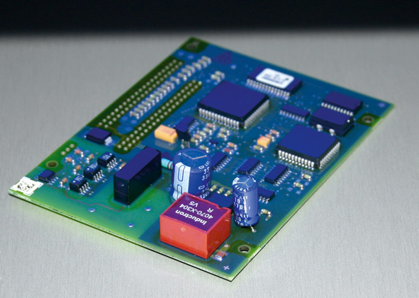 coated pc board